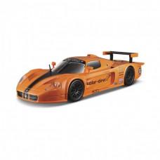 Автомодель - MASERATI MC12 (помаранчевий, 1:24)
