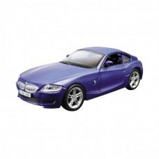 Автомодель - BMW Z4 M COUPE (синій металік 1:32)