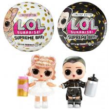 Игровой набор с куклой L.O.L. SURPRISE! – ЛУЧШИЕ ДРУЗЬЯ