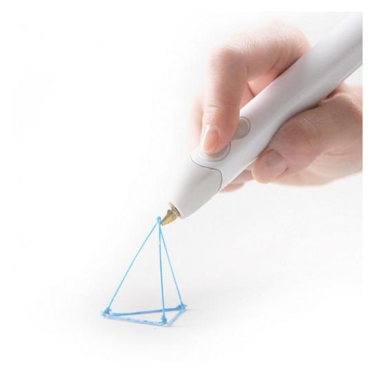 3D-Ручка 3Doodler Create Plus Для Профессионального Использования - Белая