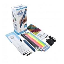 3D-Ручка 3Doodler Create Plus Для Профессионального Использования - Синяя