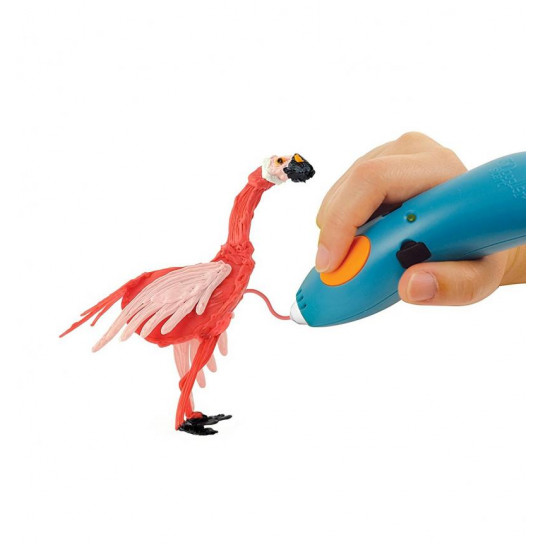3D-Ручка 3Doodler Start Для Детского Творчества - Креатив (Синяя)