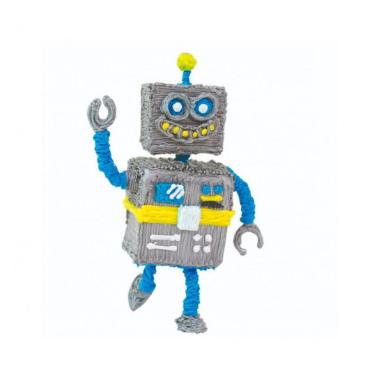 3D-Ручка 3Doodler Start Для Дитячої Творчості - Мегакреатив (192 Стрижня, 8 Шаблонів)