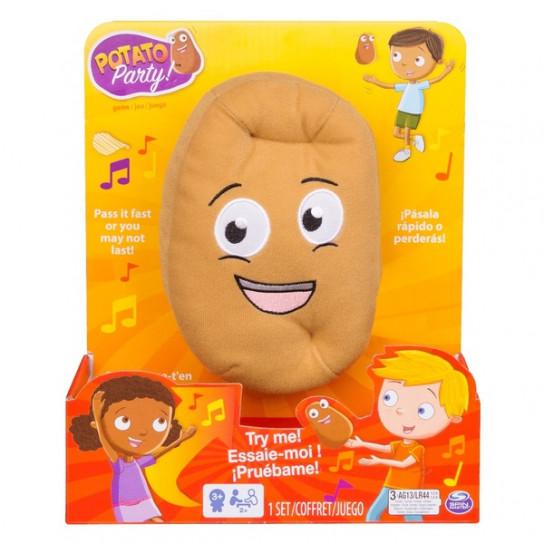 Активная игра Горячая картошка