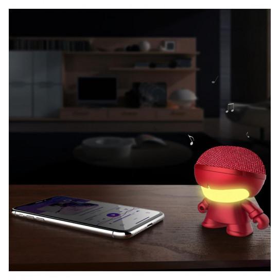 Акустика Xoopar - Mini Xboy (7,5 Cm, Красный Металлик, Bluetooth)