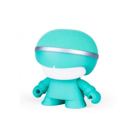 Акустика Xoopar - Mini Xboy (7,5 Cm, Мятная, Bluetooth, Моно)
