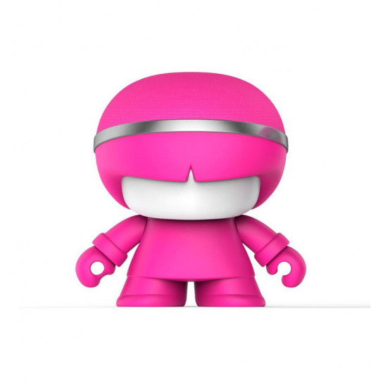 Акустика Xoopar - Mini Xboy (7,5 Cm, Розовый, Bluetooth)