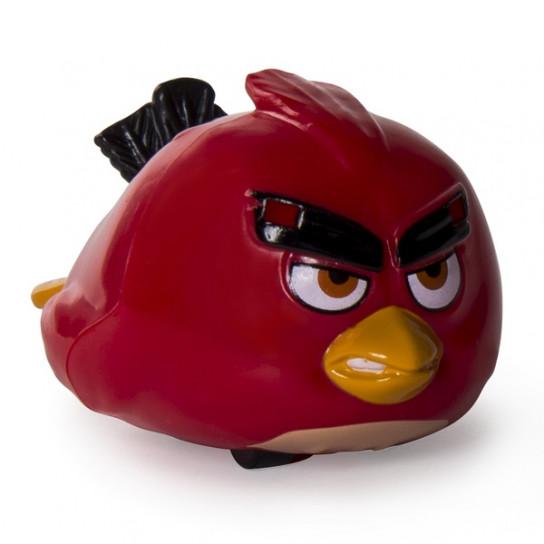 Angry Birds: птичка Ред на колесиках