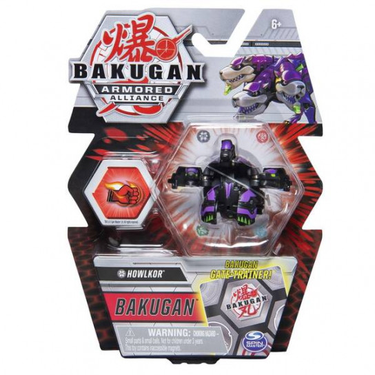 Bakugan Armored Alliance: Бакуган Холкор