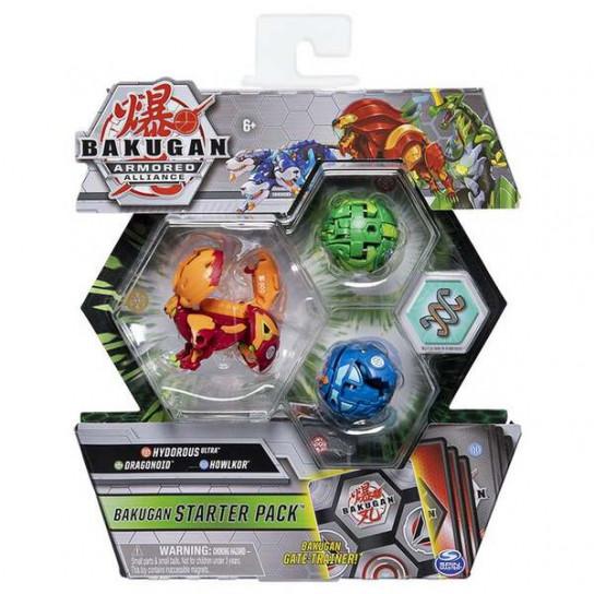Bakugan Armored Alliance: Набор из трех бакуганов Гидориус Пайрус