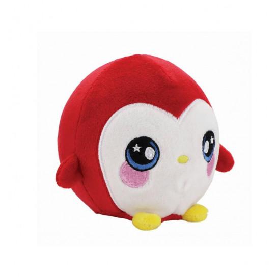 Ароматная Мягкая Игрушка Squeezamals S2 – Смелый Пингвин