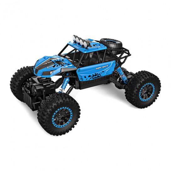 Автомобиль Off-Road Crawler на Р/У – Super Sport Синий, 1:18)