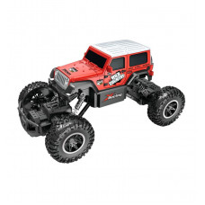 Автомобиль OFF-ROAD CRAWLER на р/у – WILD COUNTRY (красный, аккум. 3,6V, 1:20)