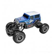 Автомобиль OFF-ROAD CRAWLER на р/у – WILD COUNTRY (синий, аккум. 3,6V, 1:20)