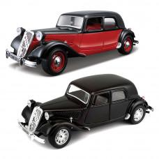 Автомодель - Citroen 15 Cv Ta (1938) (1:24)