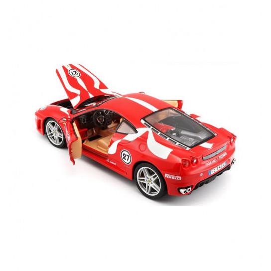 Автомодель - F430 FIORANO (асорти жовтий, червоний, 1:24)