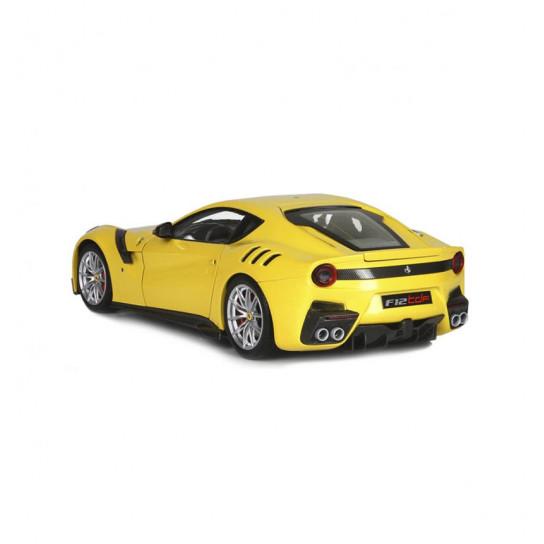 Автомодель - FERRARI F12TDF (асорти жовтий,червоний 1:24)