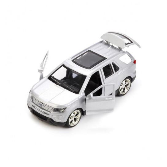 Автомодель - FORD EXPLORER (1:32, серый)