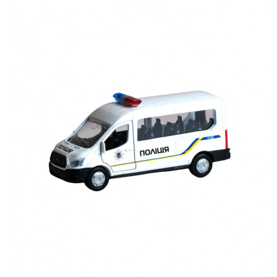 Автомодель - Ford Полиция