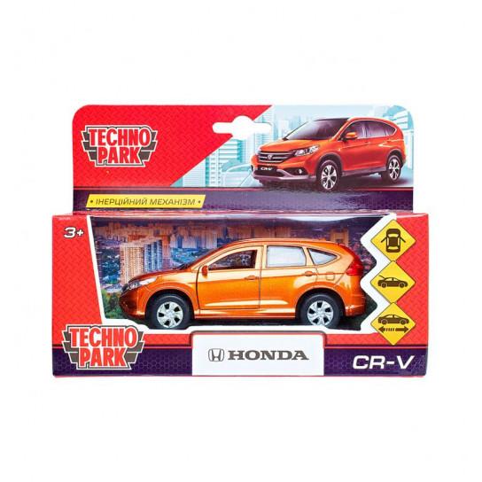 Автомодель - Honda Cr-V (Золотой, 1:32)