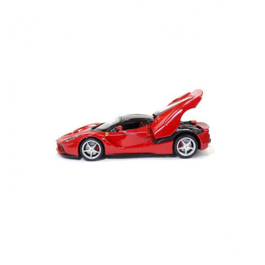 Автомодель - LAFERRARI (ассорти красный, белый, 1:24)