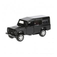 Автомодель - Land Rover Defender (Чорний, 1:32)