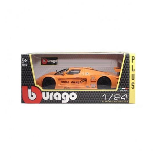 Автомодель - MASERATI MC12 (оранжевый, 1:24)