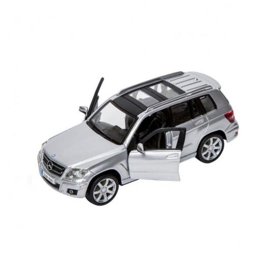 Автомодель - MERCEDES BENZ GLK-CLASS (ассорти красный, серебристый, 1:32)