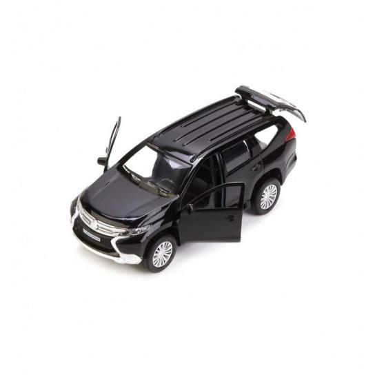 Автомодель - MITSUBISHI PAJERO SPORT (1:32, черный)