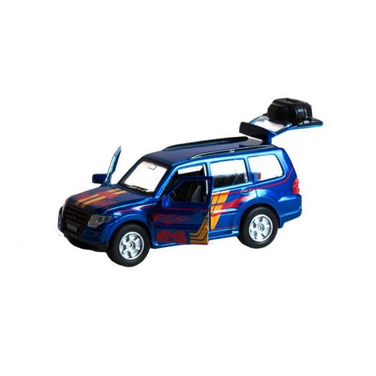 Автомодель - Mitsubishi Pajero Sport (Синий)