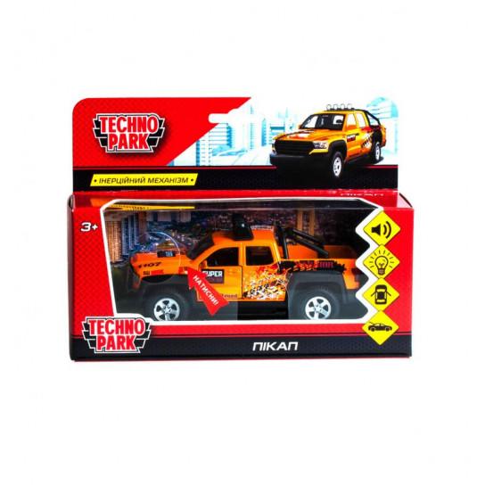 Автомодель - Pickup Sport (Свет, Звук)