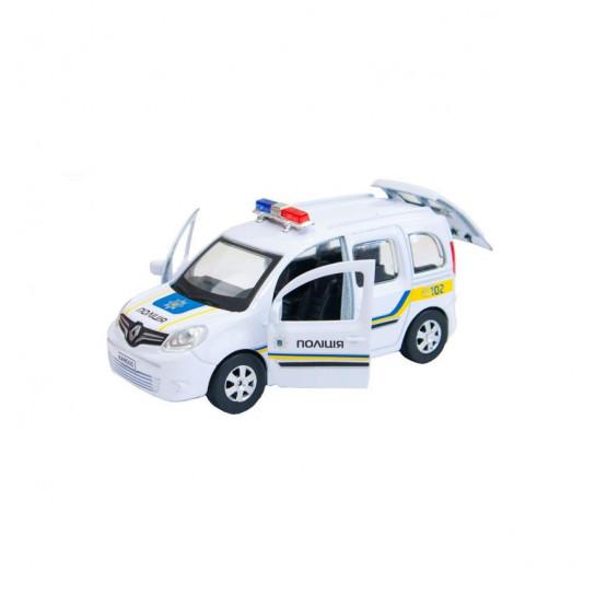 Автомодель - Renault Kangoo Полиция