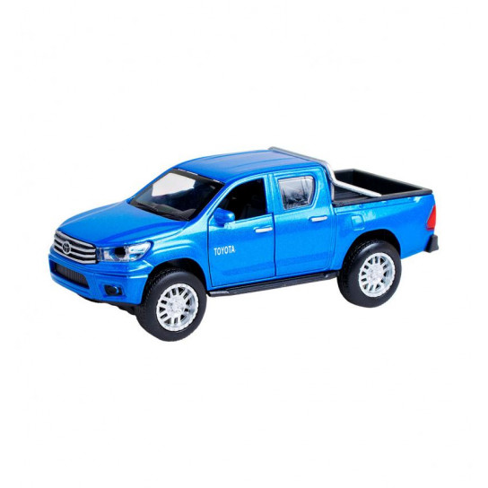 Автомодель - Toyota Hilux (Синий, 1:32)