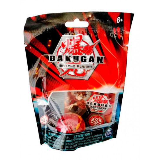 Bakugan Armored Alliance: бакуган Драгоноид Пайрус