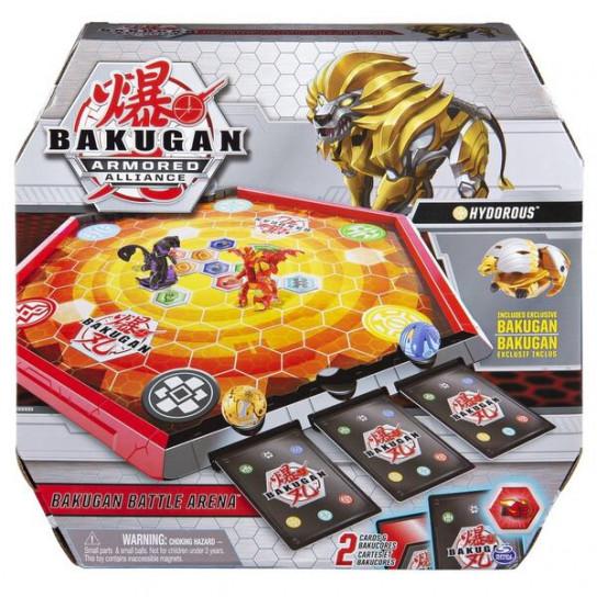 Bakugan Armored Alliance: Боевая арена