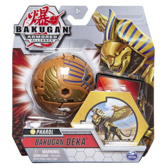 Bakugan Armored Alliance: Дека Бакуган Фарол