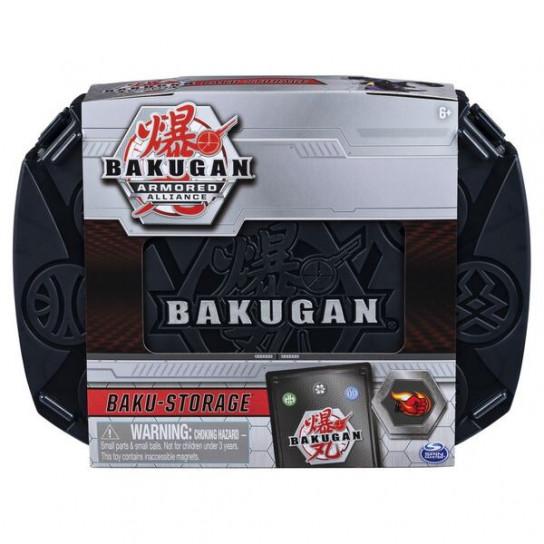 Bakugan Armored Alliance: Кейс для хранения бакуганов черный