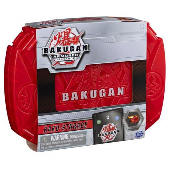 Bakugan Armored Alliance: Кейс для хранения бакуганов красный