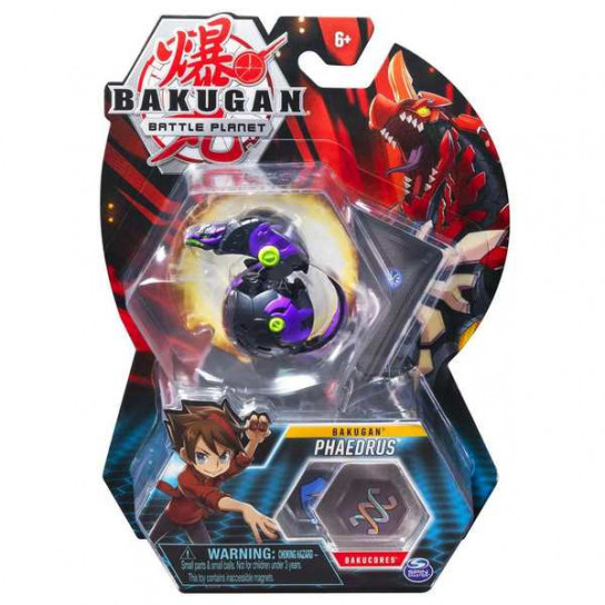 Bakugan Battle Planet: бакуган Фаэдрус Даркус