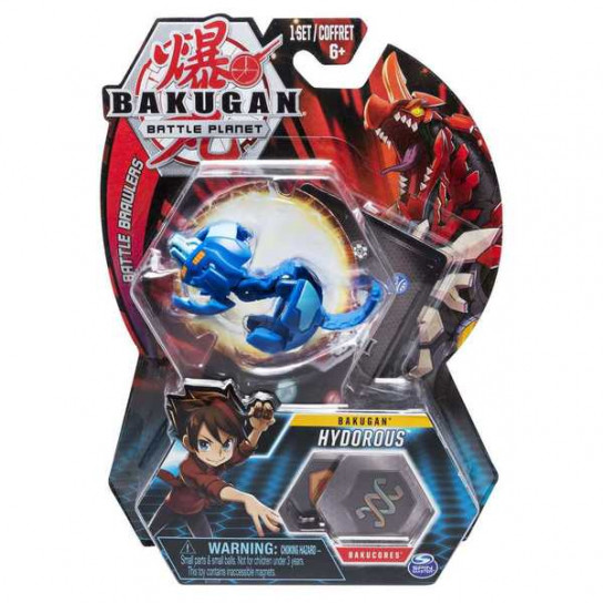 Bakugan Battle Planet: бакуган Гидориус Аквас