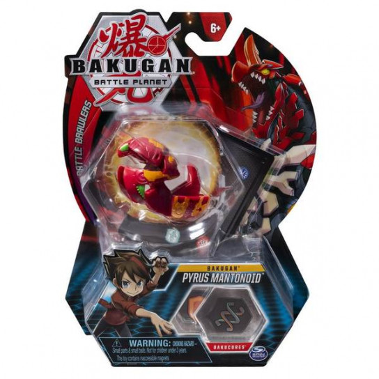 Bakugan Battle Planet: бакуган Мантоноид Пайрус