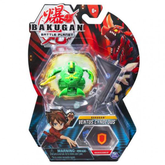 Bakugan Battle Planet: бакуган Синдеус Вентус