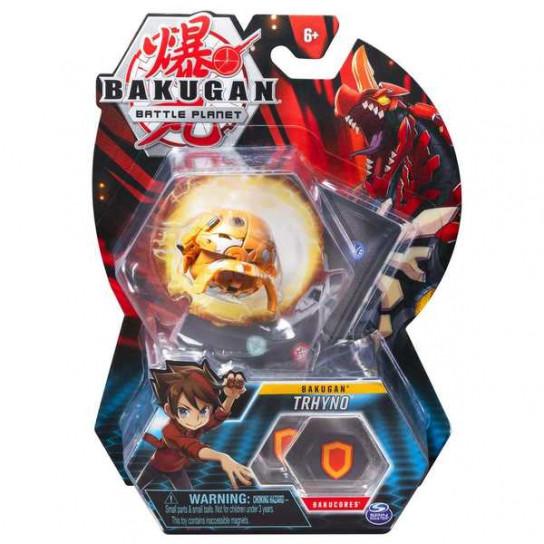 Bakugan Battle Planet: бакуган Трино Аурелус