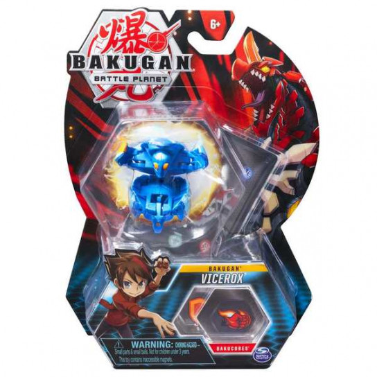 Bakugan Battle Planet: бакуган Вайсрокс Аквас