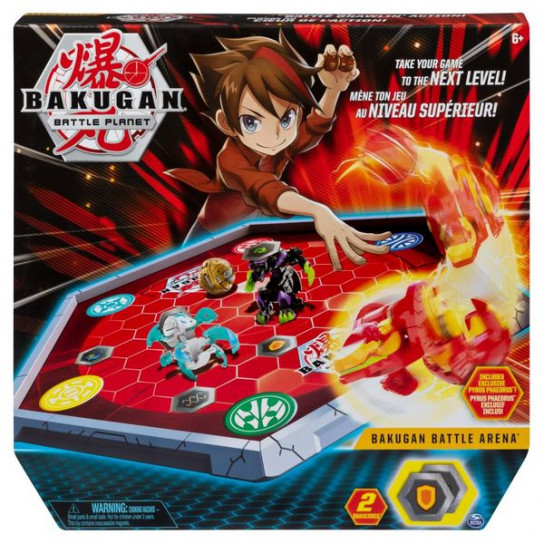 Bakugan.Battle planet: бойова арена