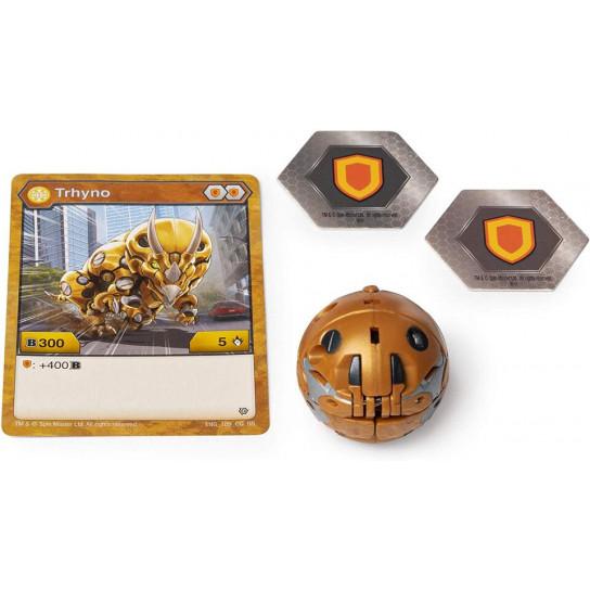 Bakugan.Battle planet: кейс для зберігання бакуганів помаранчевий