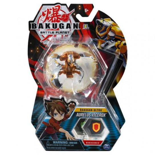 Bakugan Battle Planet: Ультра бакуган Аурелус Вайсрокс