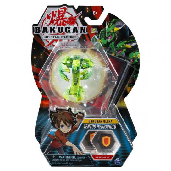 Bakugan Battle Planet: Ультра бакуган Гидраноид Вентус