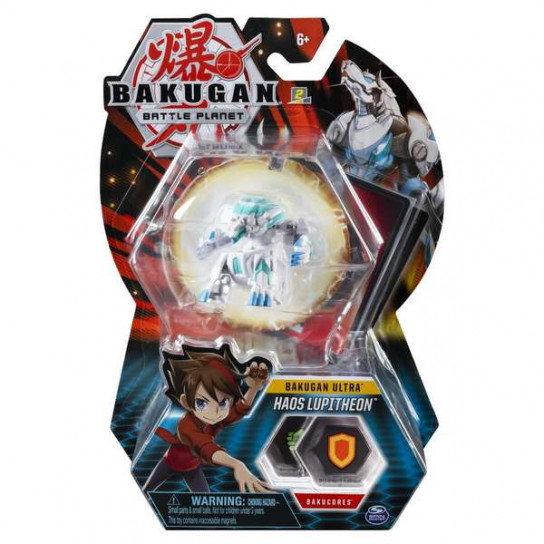 Bakugan Battle Planet: Ультра бакуган Хаос Люпитеон