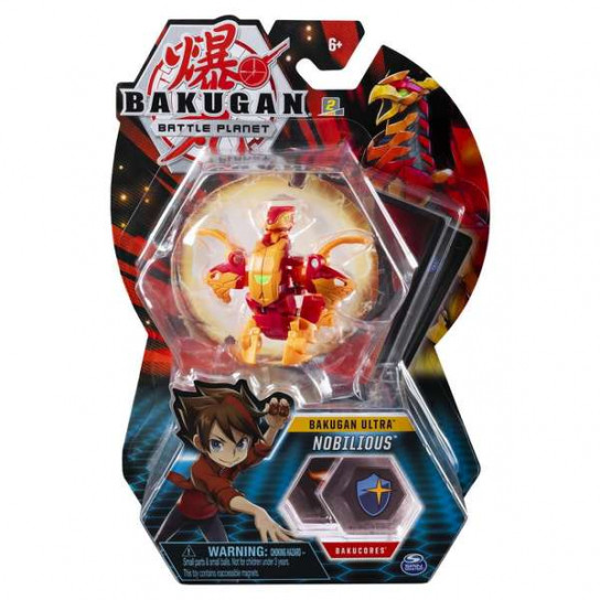 Bakugan Battle Planet: Ультра бакуган Нобилиус Пайрус